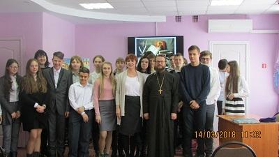 День православной книги в  Яковлевском районе